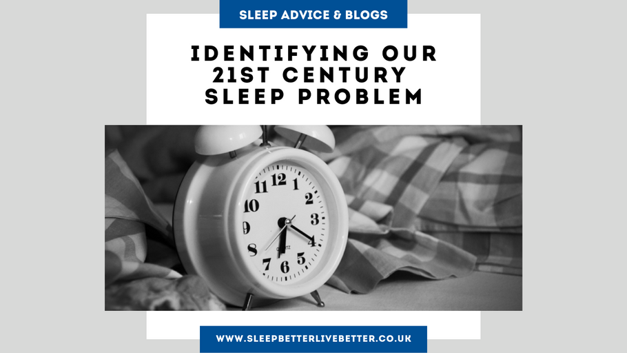 Identifying Our 21st Century Sleep Problem