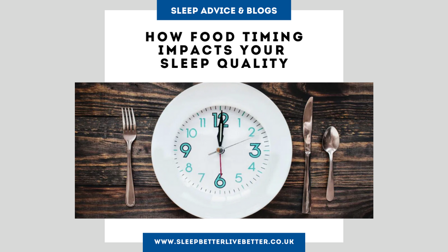How Food Timing Impacts Your Sleep Quality