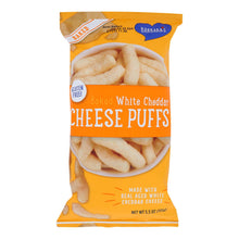 Barbara's Bakery - Baked White Cheddar Cheese Puffs - Case Of 12 - 5.5 Oz.