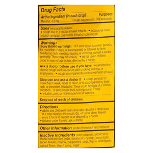 Ricola Cough Drops - Original Herb - 50 Pack
