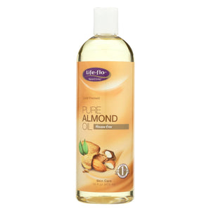 Life-flo Pure Almond Oil - 16 Fl Oz