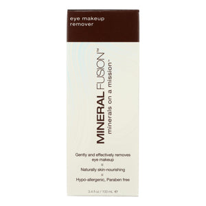 Mineral Fusion Eye Makeup Remover  - 1 Each - 3.4 Oz