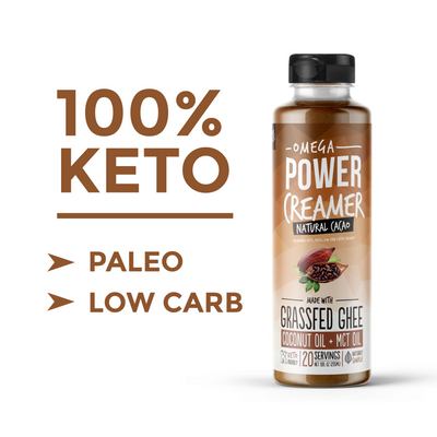 Omega PowerCreamer - Natural Cacao