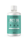 C8 Caprylic Acid MCT Oil 100% 12oz bottle BPA Free