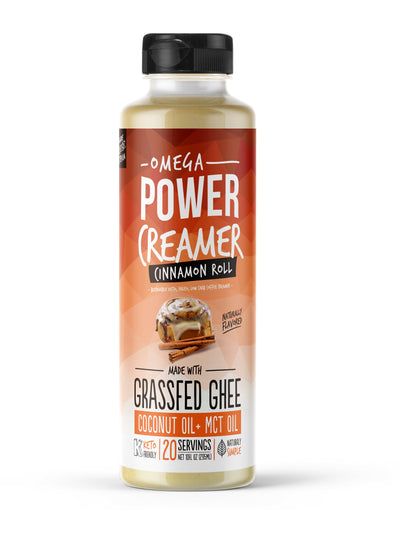 Omega PowerCreamer - Cinnamon Roll (SALE 25% OFF )