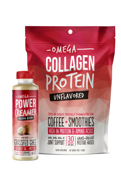 Bundle Pack - Collagen + PowerCreamer