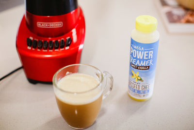 Omega PowerCreamer - French Vanilla (SALE)
