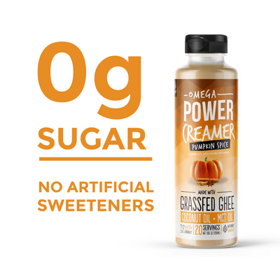 Omega PowerCreamer - Pumpkin Spice (Seasonal)