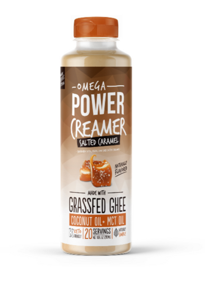 Omega PowerCreamer - Salted Caramel
