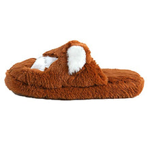 Load image into Gallery viewer, Millffy Fuzzy Cat Animal Slippers funny Animal Cozy comfy Slipper Gifts