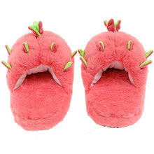 Load image into Gallery viewer, Millffy Plush Pitaya Slippers Avocado Slipper fruit Pineapple funny Slippers
