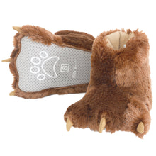 Load image into Gallery viewer, Millffy Funny Animal Paw Slippers Soft Cozy plush Slippers for Costume Footwear