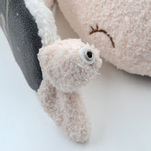 Load image into Gallery viewer, Millffy Adorable narwhal Super Soft Plush Slippers Warm Winter Indoor Bedroom Animal Slipper
