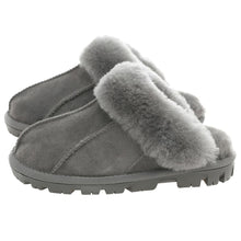Load image into Gallery viewer, Millffy Unisex Comfortable Sheepskin Leather Wool fur Slippers