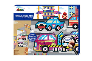 Pixelation - Transportation