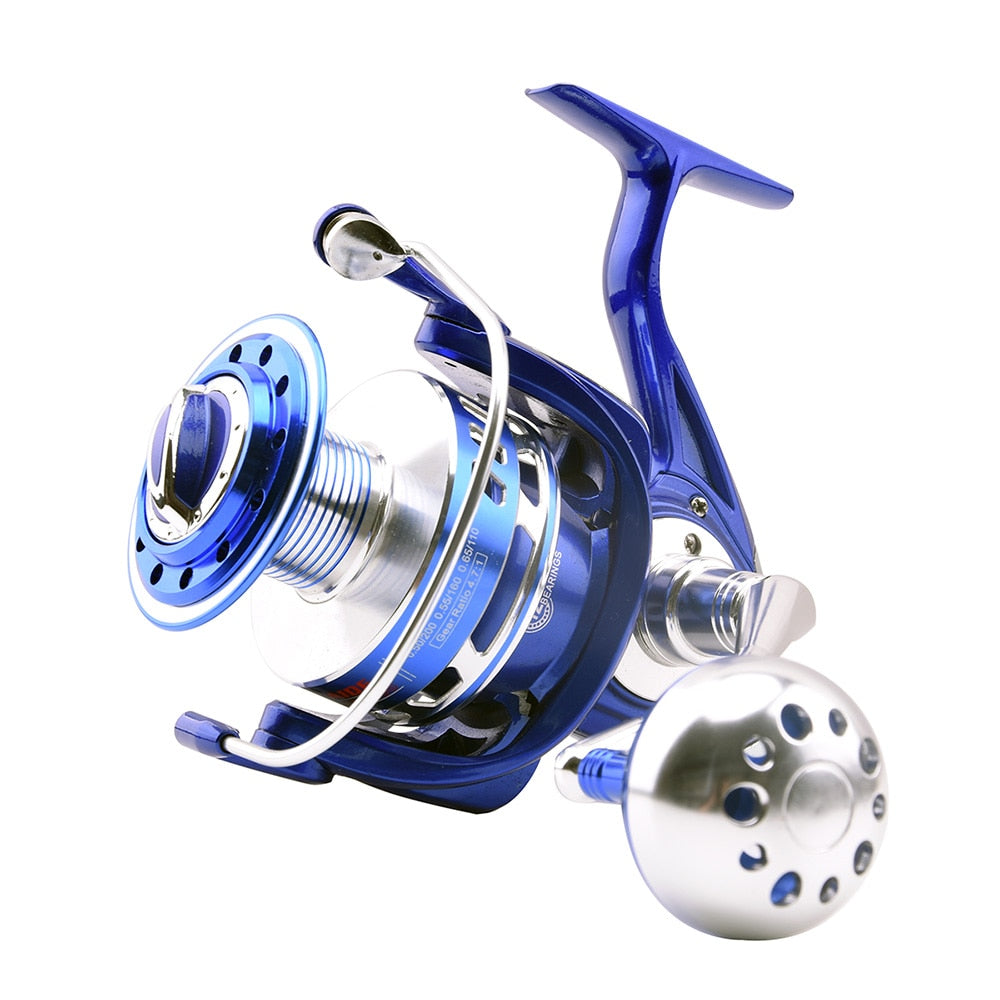 30KG Power Drag All Metal Spinning Reels