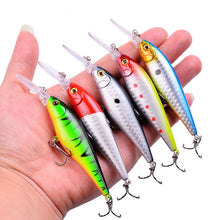 Load image into Gallery viewer, 1PC Fishing lure  Artificial Hard Bait 11cm 10.5g