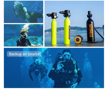 Load image into Gallery viewer, Mini Scuba Diving Tank