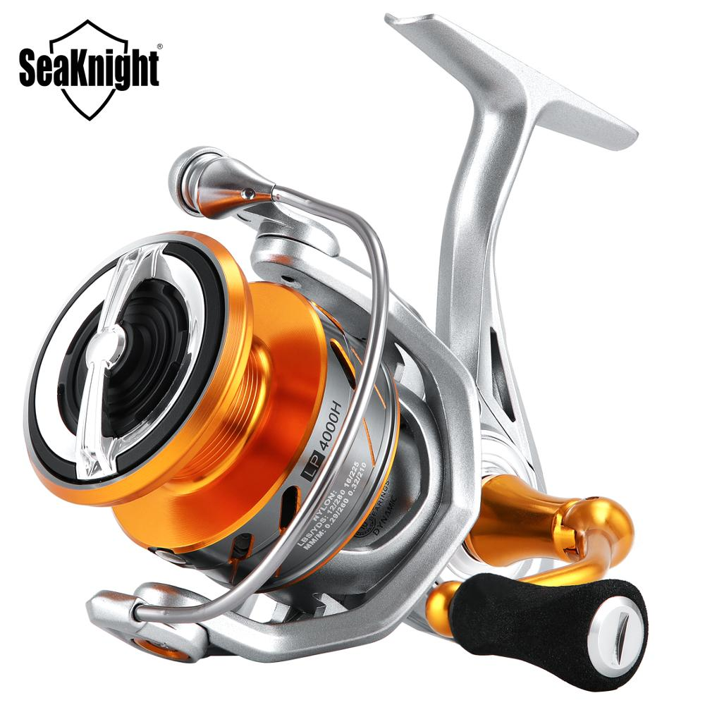SeaKnight Brand RAPID II Series 6.2:1 4.7:1 Anti-corrosion Fishing Reel Light&Power Tech. 22lbs Max Power Saltwater Carp Fishing
