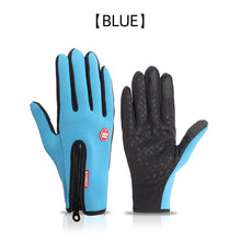 Load image into Gallery viewer, Winter Warm Cycling  Fitness High-quality Men Women  Windproof Bike Motorcycle Fishing Touchscreen Ski Gloves