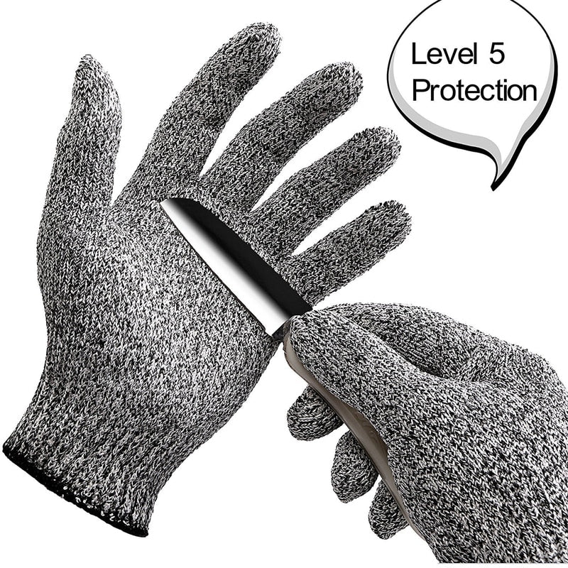 Anti-cut Outdoor Fishing Gloves Knife Cut