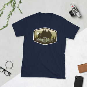 Mountain Boom Men's T-Shirt