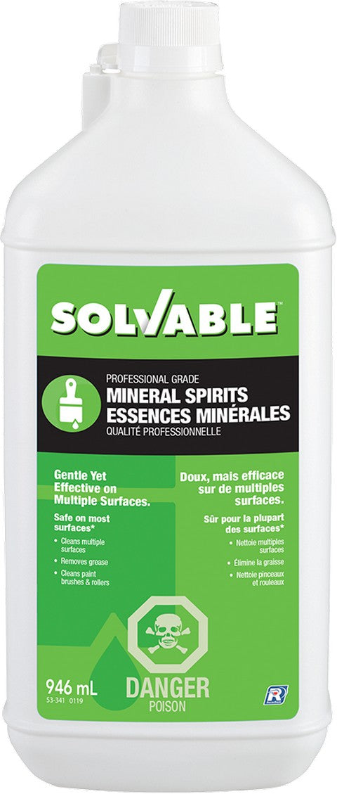 SOLVABLE Mineral Spirits 946ml