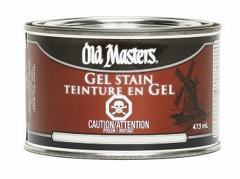 Old Masters GEL STAIN (Oil Based)
