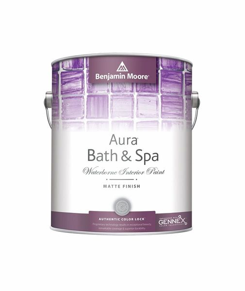 Aura Bath & Spa Interior