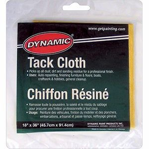 DYNAMIC Tack Cloth 18