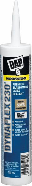 DYNAFLEX 230 Premium Elastomeric Latex Sealant