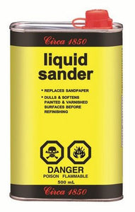 Circa 1850 LIQUID SANDPAPER 500ml