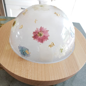 """Everli"" Botanical Dome - made to order Aria"