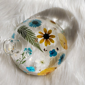 CUSTOM ANY FLORAL YOU WANT Aria Botanical Dome Made to Order Aria