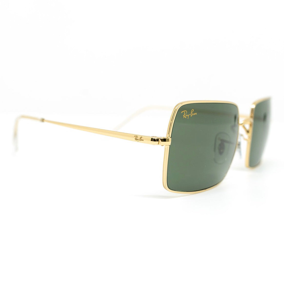 Occhiali da sole Ray Ban RB1969 Gold