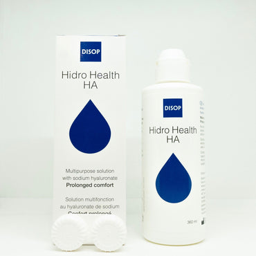 Hidro health HA 360 ml soluzione unica + acido ialuronico