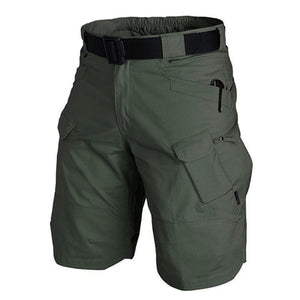 Swiss Outdoor Brand - [ Tactically ] Waterproof Tactical Shorts-Summer Comfortable pants
