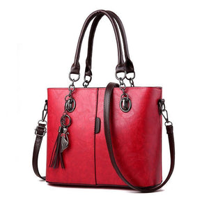Cute-type Square Tote Bag - onekfashion