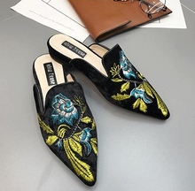 Load image into Gallery viewer, Embroidery shoes - onekfashion