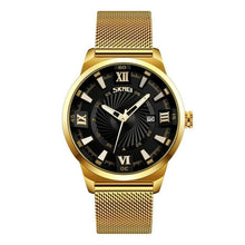 Load image into Gallery viewer, Golden High-End Men's Watch - onekfashion