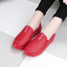Load image into Gallery viewer, European super soft foot protection leather shoes