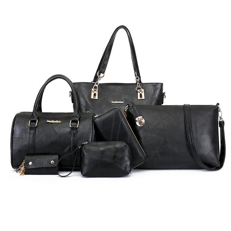 Imported American cowhide leather bag