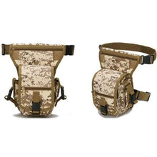 Load image into Gallery viewer, Versatile Tactical Waist Leg Bag