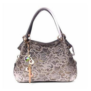 European classy patterned handbags - onekfashion