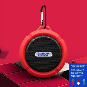Suction cup waterproof wireless bluetooth speaker - C6
