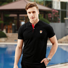 Load image into Gallery viewer, Men's fashion trend POLO shirt