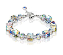 Load image into Gallery viewer, Aurora Borealis Bracelet -Buy one get one for free today, 744php for each!