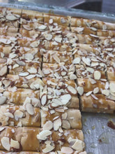 Load and play video in Gallery viewer, Almond Caramel Baklava