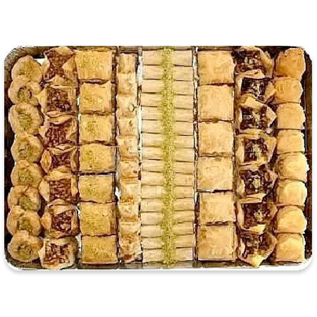 Assorted Baklava Large 3