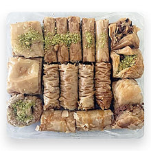 Load image into Gallery viewer, Assorted Small Sheet Baklava